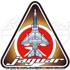 JAGUAR OS OMAN BAC-Breguet (SEPECAT) Omanische Luftwaffe RAFO Aufkleber, Sticker
