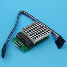 MAX7219 Dot Matrix 8x8 Led Display Module MCU Control For Arduino