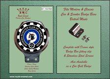 Royale AUTO SCOOTER BAR BADGE-AJS MODENA CLUB DI GRAN BRETAGNA-b1.1537bk