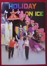 Programme Holiday On Ice Full Of Images 1993
