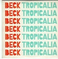 (BY214) Beck, Tropicalia - 1998 DJ CD