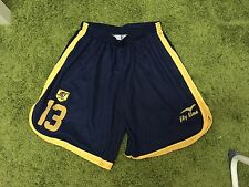 PANTALONCINO JUVE STABIA MATCH WORN CALCIO SHORT WASHED ORIGINALE NO SHIRT