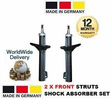 FOR VOLKSWAGEN VW BORA 1998-2005 2x FRONT LEFT + RIGHT SHOCK SHOCKER ABSORBER