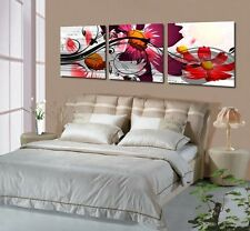 HD Canvas Print Abstract home decor wall art painting Picture- 3PC(no frame)