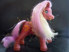 MY LITTLE PONY -  G2 QUEEN SUN SPARKLE - AN ENCHANTED THRONE PONY (1999)