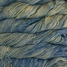 Malabrigo Merino Worsted Aran Yarn / Wool 100g - Blue Surf (28)