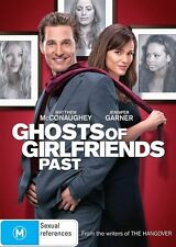 Ghosts Of Girlfriends Past (DVD) Matthew McConaughey - Region 4 - New and Sealed