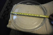 Generic Microwave replacement glass turntable plate 15""
