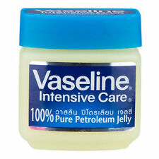VASELINE INTENSIVE CARE 100% PURE PETROLEUM JELLY SKIN CARE LIPS DRY SKIN BALM
