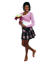 8X10 ORIGINAL COLOR PHOTO - Teen Black Female Model