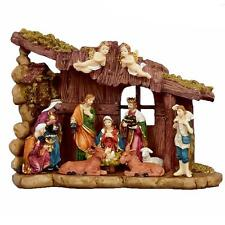 Christmas Nativity Scene 12 Figure Stable Scene N141176