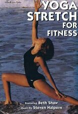 Yoga Stretch For Fitness - Beth Shaw - (LL098) - 1 CD - NEW - FREE SHIPPING