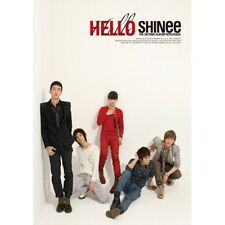 SHINee 2nd Repackage Album [HELLO] CD+Photo Booklet K-pop Sealed