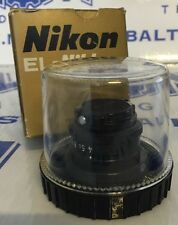 Nikon El-Nikkor 50mm f/4 Enlarging W/ CP-2 Case 1:4 Part Number 823565