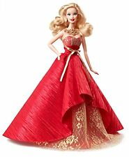 Barbie Collectors Holiday Doll with Amazing Evening Gown - Christmas Collector F