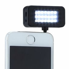 USA SELLER Camera Flash Light for Mobile Cell Phone 3.5mm Jack Selfie iPhone NEW