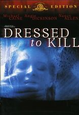 Dressed to Kill [Special Edition] (2001, DVD NEUF) WS