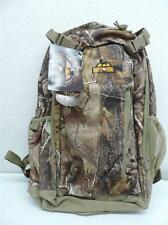 RealTree AP Camo Fin to Fur Deluxe Backpack, New*