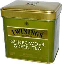 NEW TWININGS CLASSIC GUNPOWDER GREEN LOOSE TEA LIGHT FLAVOR STRENGHT NATURAL