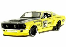 FORD MUSTANG GT 1967 1/24 Metal Die Cast Model Car Diecast Models Cars