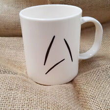 Custom Mug Based On Captain Kirk's Cup in Star Trek Beyond New Starfleet Logo
