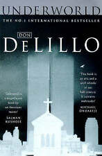 Underworld, DeLillo, Don Paperback Book