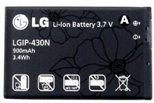 NEW LGIP-430N BATTERY LN240 LX290 LX370 GU295 MN240 GS390 UN430
