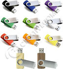Personalised Engraved Flash Drive Memory Stick Thumb Folding Key 4-32GB USB 2.0