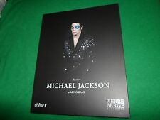 MICHAEL  JACKSON - SEALED  BOOK  WITH  COLOR  PHOTOGRAPHS-2010-ARNO BANI- RARE