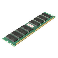 1GB DDR400 PC3200 Non-ECC Low Density Desktop PC DIMM Memory RAM 184 pins