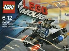 LEGO Lego Movie Super Secret Police Enforcer Robot-Cop 30282 Sonderset