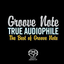 Various Artists-True Audiophile: Best Of Groove Note  CD NEW