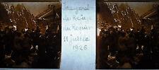Photographie Inauguration du refuge du requin 11 juillet 1926 glacier du Tacul