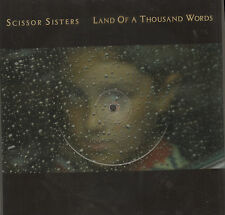 SCISSOR SISTERS - Land Of A Thousand Words (Picture Disc) - Polydor