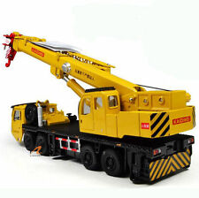 KDW 1:55 O Scale Diecast Mega Lifter Crane Construction Vehicle Cars Model Toys
