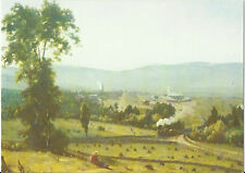 American Art Postcard, New- George Inness {The Lackawane Valley, 1855}