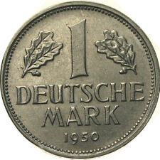 B337 J.385  BRD 1 Deutsch Mark 1950 D