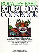 Rodale's Basic Natural Foods Cookbook, , 1567310443, Book, Acceptable