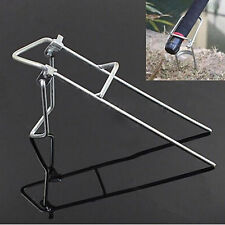 P Metal Fishing Accessory Adjustable Bracket Fishing Rod Pole Stand Holder Rest
