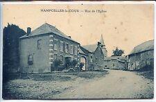 CP 02 Aisne - Nampcelles-la-Cour - Rue de l'Eglise