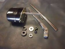 Jeep Willys MB GPW CJ2A 3A CJ3B 12 volt windshield wiper motor kit