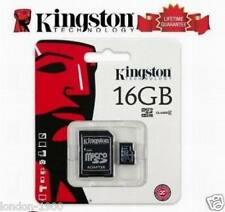 16GB 16 GB Micro SDHC SD Memory Card for Nintendo DS DSi XL 3DS LITE - Wii -