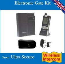 12v Electronic Gate Gate Lock & Long Range Wireless Intercom