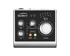 Audient iD4 Portable Bus-Powered Audio Interface New
