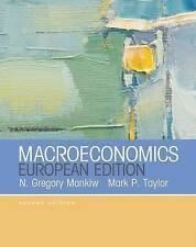 Macroeconomics by N. Gregory Mankiw, Mark P. Taylor (Paperback, 2014)