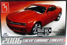 AMT 1/25 2006 Chevy Camaro Concept Car Model Kit 631