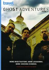 Ghost Adventures: Season 3 [3 Discs] (2011, DVD NIEUW)