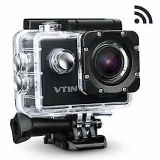 NEW Full HD Action Camera WIFI 1080P Sport + 16 ACCESSORIES BIke Helmet Diving