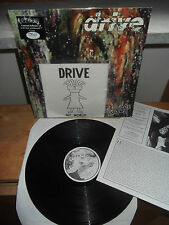 "DRIVE ""Out Freakage"" LP+7"" FIRST STRIKE UK 1992"