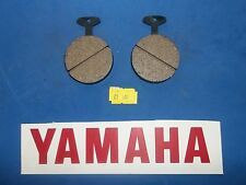 27-401 Emgo Yamaha Road Bike front Brake Pads for 73-74 TX750 11
